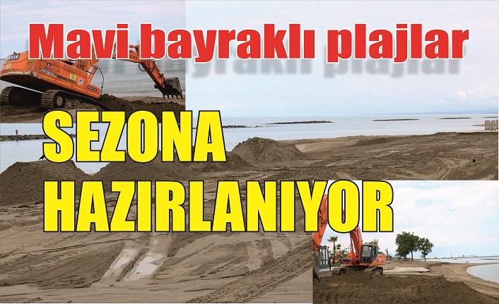 Büyükşehir Belediyesi Karasu'da yeni sezon hazırlıklarını başlattı