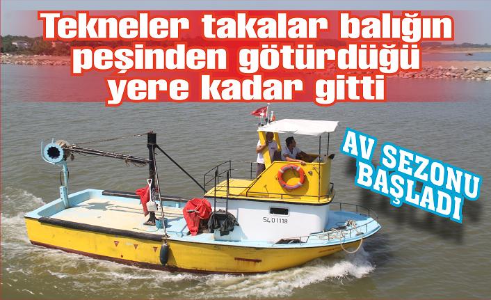 Balıkçılar bu yıl daha umutlu