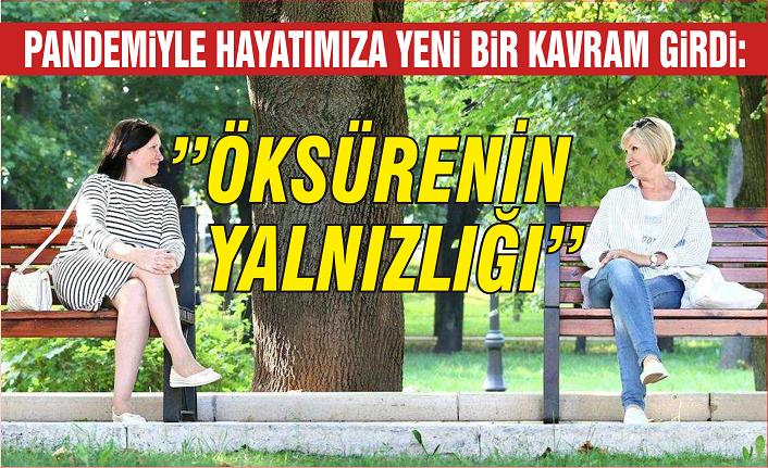 """""""ÖKSÜRENİN YALNIZLIĞI"""""""