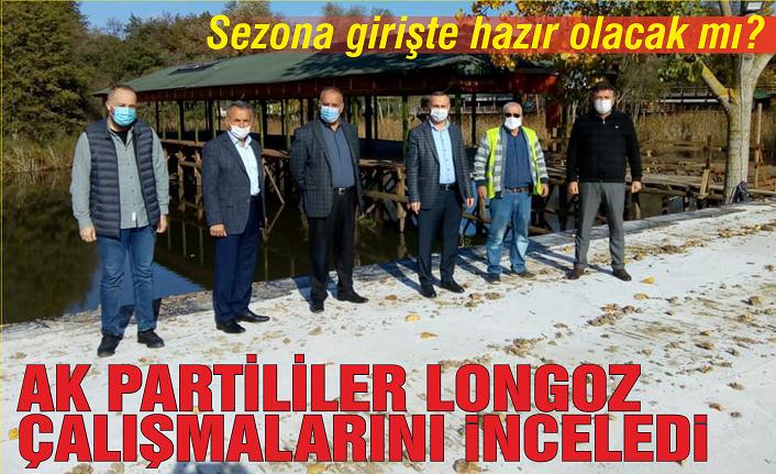 AK Partililer Longozu inceledi: Sezona hazır olacak mı?