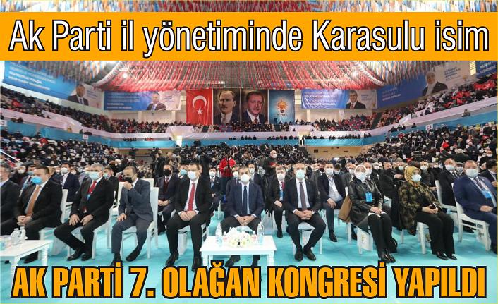 İşte AKP'nin yeni yönetim listesi: Karasulu isim Bakan