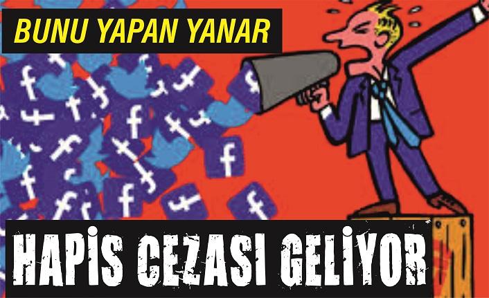 Sosyal medya ile ilgili yeni düzenleme hazırlığı: Hakarete ve kişilik haklarına saldırara hapis cezası geliyor