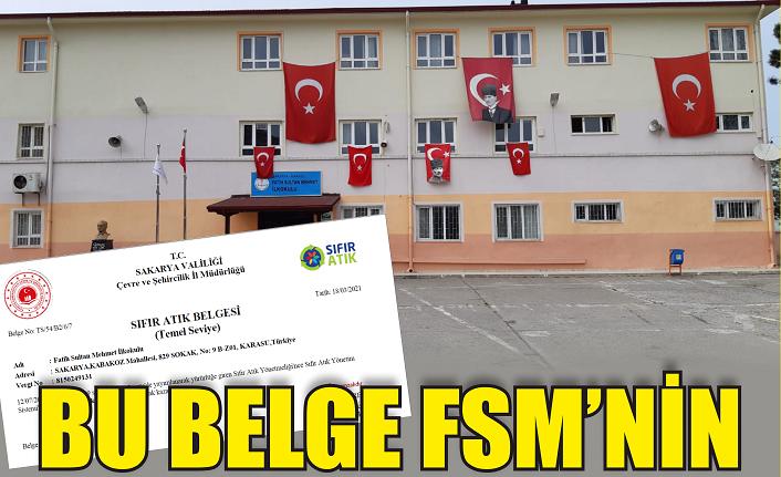 FSM'liler emeklerinin karşılığını aldı