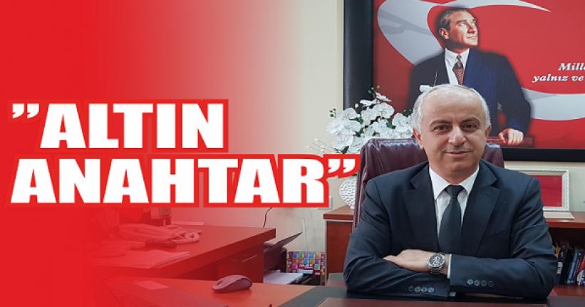 Çetin Turhan'dan 23 Nisan mesajı