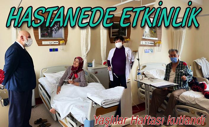 Hastanede etkinlik
