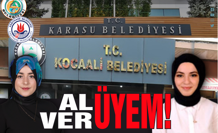 AKP belediyeleri arasında…  Al üyem ver üyem!