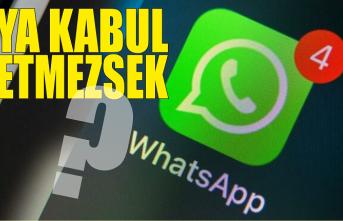 WhatsApp hesabınıza ne olacak?