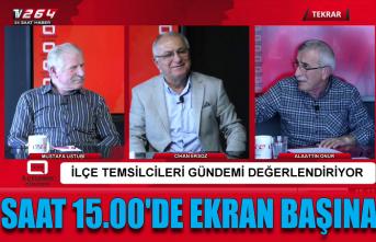 Cihan Ersöz Karasu'yu canlı yayında konuşacak