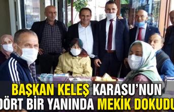 CHP'den Karasu'ya çıkarma
