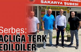 Serbes: Açlığa terk edildiler
