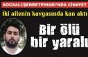 Şerbetpınarı'nda vurgun: Bir ölü bir yaralı