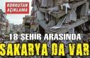 Korkutan açıklama: Türkiye'de 18 şehir, 80'den...