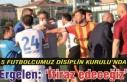 Beş futbolcumuz Disiplin Kurulu'nda