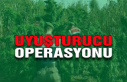 Karasu'da uyuşturucu operasyonu!