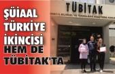 ŞÜİAAL Türkiye ikincisi oldu
