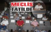 Meclis tatilde