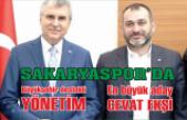 Sakaryaspor'da en büyük aday Cevat Ekşi