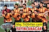 Erenlerspor-Karasuspor karşılaşması TV264'te!