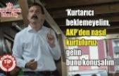 Erkan Baş: 'Kurtarıcı beklemek yerine AKP'den nasıl kurtulacağımızı konuşalım'