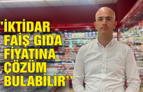 Serbes: İktidar fahiş gıda fiyatına çözüm bulabilir