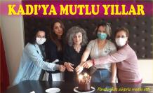 Kadı'ya mutlu yıllar: Pandemide sürpriz mutlu etti