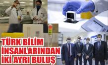 Türk bilim insanlarından iki ayrı buluş