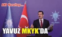 Ali İhsan Yavuz yeniden MKYK'da