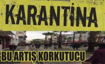 Karantina: Karasu'da virüsün yayılış hızı korkutuyor!