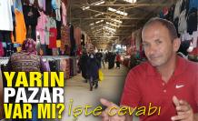 Karasu halk pazarı kış tarifesine geçti