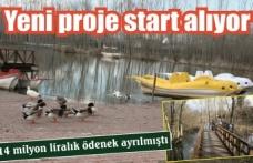 Yeni Longoz Projesi start alıyor