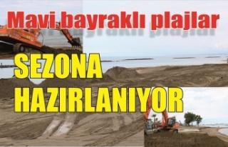 Büyükşehir Belediyesi Karasu'da yeni sezon hazırlıklarını...