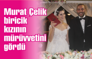 Belediye eski başkan yardımcısı Murat Çelik biricik...