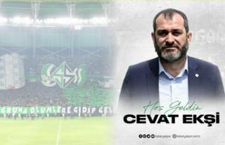 Cevat Ekşi'nin başkanlığına sevinen de var...