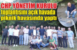 CHP toplantılarını mahallelerde yapıyor