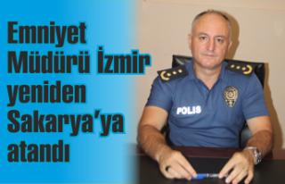 Yeni Emniyet Müdürü Halil Akyol