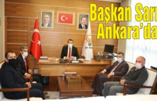 """""""Ankara ziyaretlerimiz kaldığı yerden devam ediyor"""""""