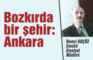 Bozkırda Bir Şehir: Ankara