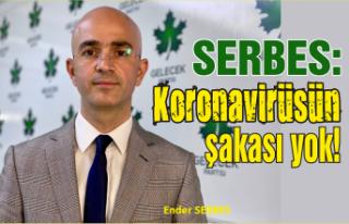 Serbes, Covid-19 tanısı konularak hastanede tedavi...