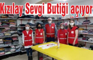 Kızılay market açacak