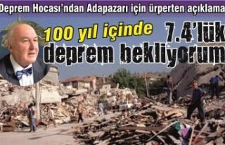 Prof. Dr. Ercan'dan ürperten uyarı: '100 yıl...
