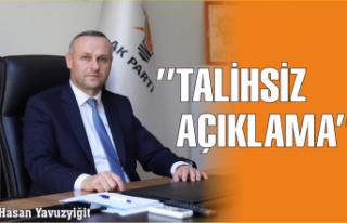 Yavuzyiğit: Bu tip açıklamaları samimi bulmuyorum