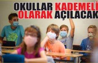 Bakan Selçuk: 15 Şubat'ta okulları açmakla ilgili...