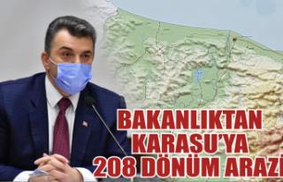Başkan Sarı duyurdu: Bakanlıktan Karasu'ya...