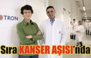 Özlem Türeci ve Uğur Şahin'in hedefi kanser...