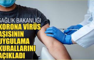 Sağlık Bakanlığı açıkladı: Korona aşısında...