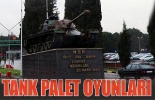 Sayıştay raporu, Tank Palet Fabrikası'nın özelleştirme...