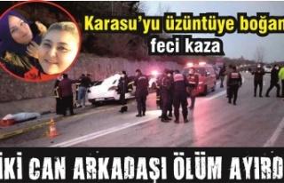 Akçakoca'da feci kaza: 4 ölü 10 yaralı