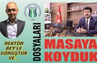 """Deva Partisi İlçe Başkanı Çatalbaş: """"Karasu..."""