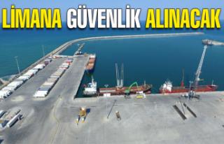 Limana güvenlik görevlisi alınacak