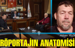 Röportajın anatomisi